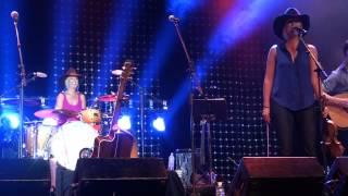 The Sunny Cowgirls - Folsom Prison Blues