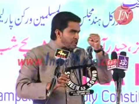 Majid Hussain Mayor's speech at Red Hills Hyderabad