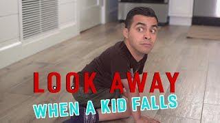 Look Away When a Kid Falls   David Lopez