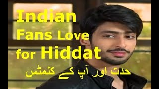 Indian Fans love for Pakistani Drama Hiddat & Nimra | Your Comments | Dramistan 4u~