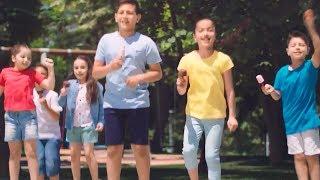 Yeni Danone Reklamı - Yaz Gelince Danone'yi Sen de Dondur Ye!