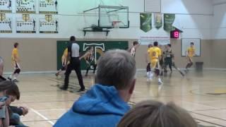 Matt Barnard Junior Season Highlights