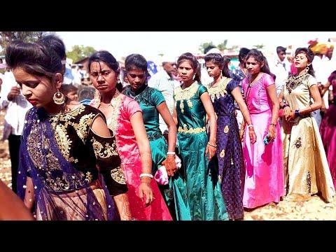 Xxx Mp4 👌હાથ મા રુમાલ 😍ભમાવે મારી 💘જાનુડી Badmas Bhamro ArjunRMeda AdivasiDance ટીમલી SureshRavat 3gp Sex