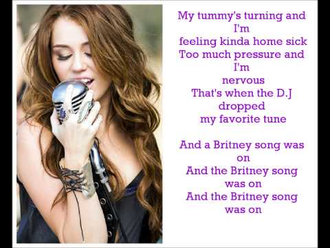 watch Miley Cyrus - Party in The U.S.A Lyrics !