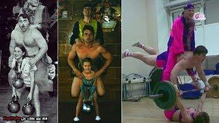 الفتاة الخارقة التي حملت والدها ووالدتها وهى 7 سنوات فقط - اقوى بنت فى العالم !