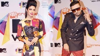 Yo Yo Honey Singh raps Brown Rang song  for Priyanka Chopra