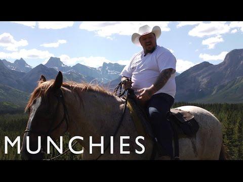 Cowboys in Calgary