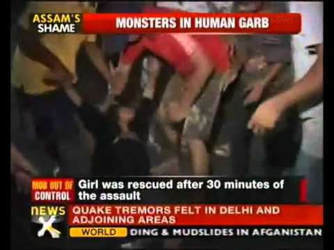 Xxx Mp4 Guwahati Teenage Girl Molested By Mob On Open Road For 30 Minutes 3gp Sex