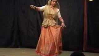 Kathak Teentaal by Swetlana Tulasi Chakkar Group Moscwo
