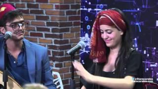 رافاييل جبور و شنتال جعجع و مروان يوسف في الايفال الرابع - ستار أكاديمي 11 / 2015-11-09