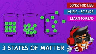 3 States of Matter Song | Science Songs for Kids