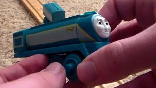 Thomas Wooden Railway Review: Connor
