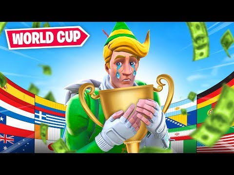 Lachlan Plays The Fortnite World Cup SOLO