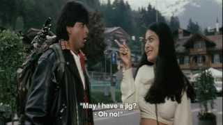Zara Sa Jhoom Loon Mein (Eng Sub) [Full Video Song] (HD) With Lyrics - DDLJ
