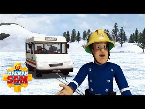 Fireman Sam US Official Ice Cold in Pontypandy