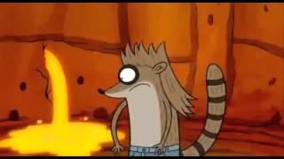 Finn VS Jake,Mordecai VS Rigby y Gumball VS Darwin las peleas completas