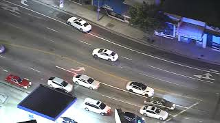 04/17/2019: Car Chase Carjacking Suspect allegedly carrying an AK-47 - Unedited