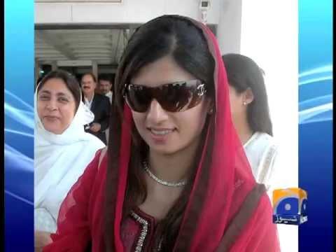 Hot Hina Rabbani Khar Miss Pakistan Of The Year 2013