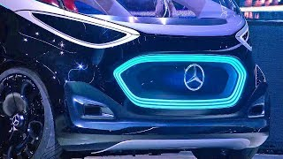 Mercedes Vision Urbanetic – Van of the Future