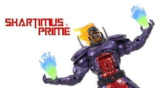 Marvel Legends Dormammu BAF Build A Figure Doctor Strange Movie Wave Action Figure Review