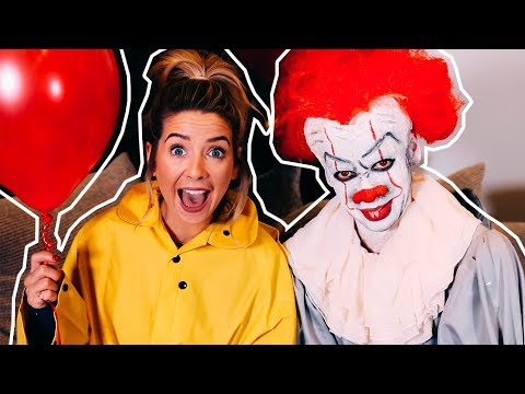 Xxx Mp4 Turning My Brother Into Pennywise Zoella 3gp Sex