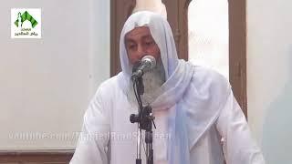 خطبة الجمعة - البنت من المهد الى اللحد - للشيخ مصطفى العدوي 10-11-2017