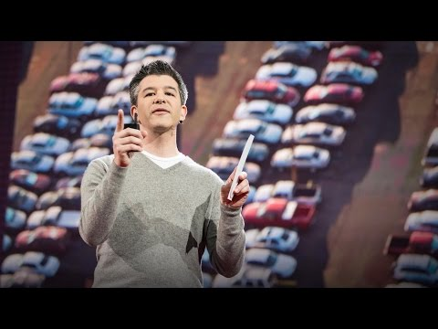 Uber s plan to get more people into fewer cars Travis Kalanick