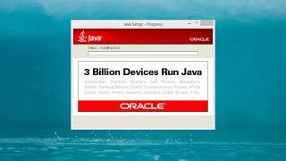 How to install Java JDK on Windows 8 / Windows 8.1