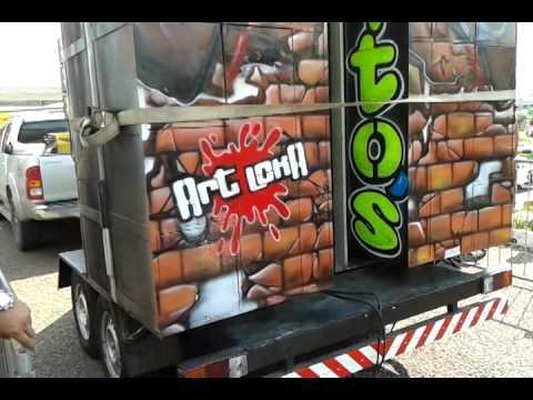 mega car em Manaus 2013