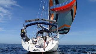 Baltic Sea Sailing Sweden