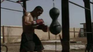 Fastest Hands on Mexican Double End Bag in Baghdad, Iraq (please read description 1st)