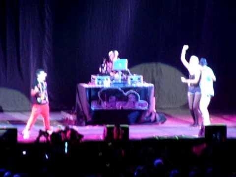 Xxx Mp4 La La La BEP Concert LMFAO 13 October 2009 NZ 3gp Sex