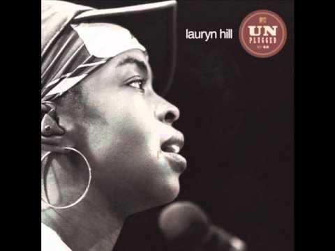 Lauryn Hill I Gotta Find Peace Of Mind Unplugged
