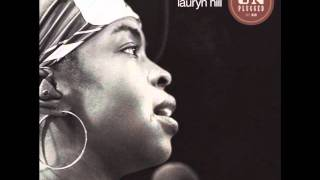 Lauryn Hill - I Gotta Find Peace Of Mind (Unplugged)