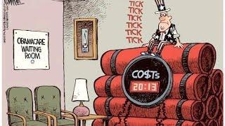megyn kelly,obamacare death spiral