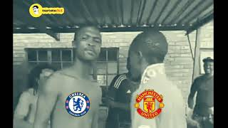 Chelsea 1-0 Man United (Fa cup final) parody