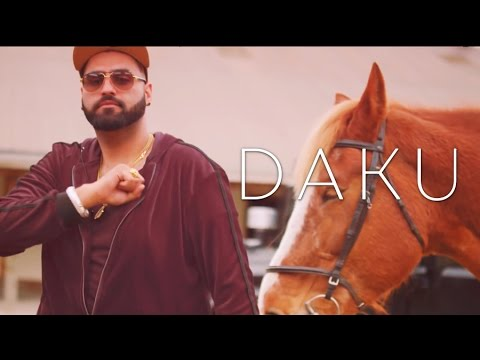 DAKU (Full Video) Elly Mangat ft Karan Aujla | Deep Jandu | Sukh Sanghera | Latest Punjabi Songs