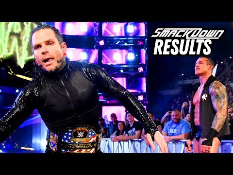 HUGE SMACKDOWN GAINS! WWE Smackdown Review & Results 4/17/18 Going in Raw Podcast
