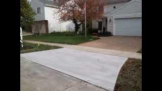 Concrete in Vernon Hills, il by R.A.WORKS 708 979 0251