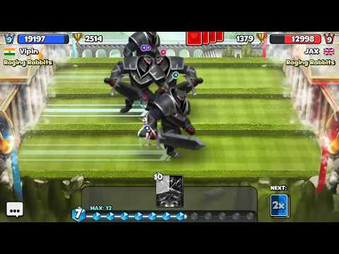 Castle Crush Biggest Black Knight