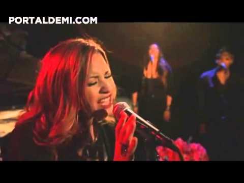 Demi Lovato - Give Your Heart A Break Versão Piano