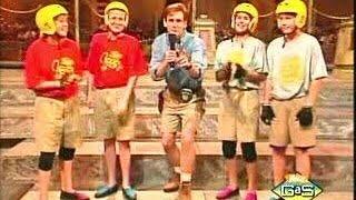 BIG GAY DORK - Nickelodeon Studios 2/I Was On Legends of the Hidden Temple