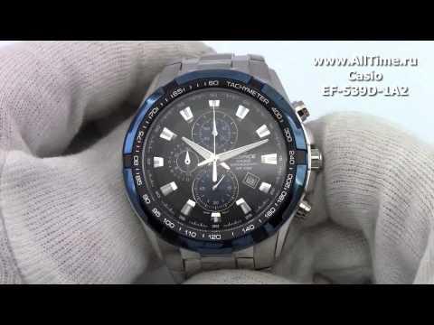 Xxx Mp4 Мужские японские наручные часы Casio Edifice EF 539D 1A2 3gp Sex