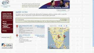 Booking a GRE date at Bangalore center (CBT)
