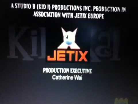 Jetix Studio B YTV 2008