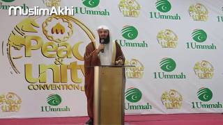 Lessons for Teens from Surah Yusuf | Peace and Unity Convention | Nigeria 2017 | Mufti Menk