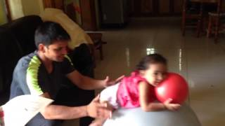 SPINAL MUSCULAR ATROPHY REHABILITATION OF MRIDHU BY RAVI PHYSIO - YouTube (720p).mp4