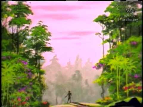 قصة الله 03 آدم وحواء في الجنة