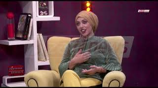 منال حدلي ترد على من يدعوعها لخلع الحجاب ؟