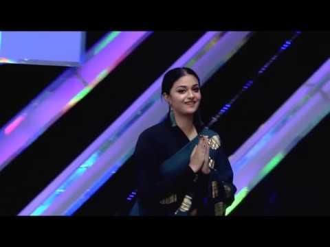 Xxx Mp4 Keerthi Suresh Hot Saree Navel Slip And Hip Show In Award Function 3gp Sex